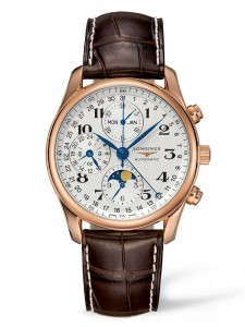 luxury watches in film longines mater collection