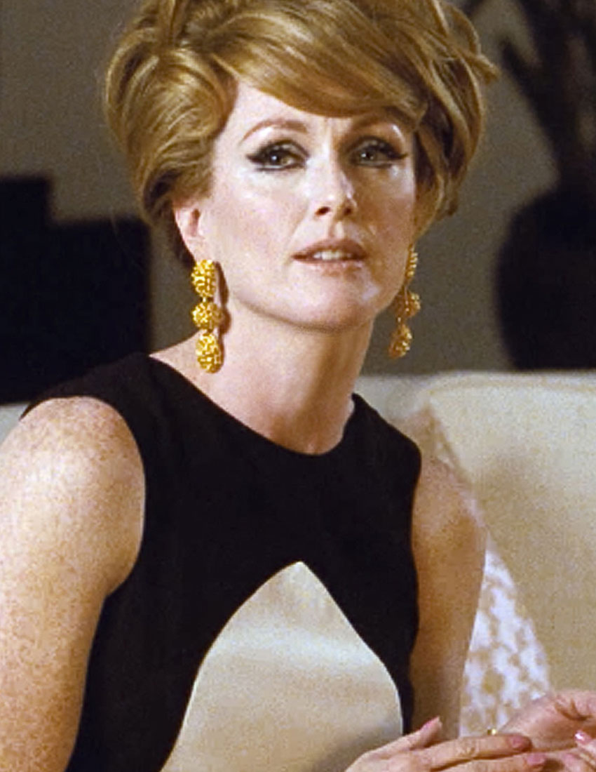 fashion icons in movies julianne moore in a single man 2009 850 x 1100