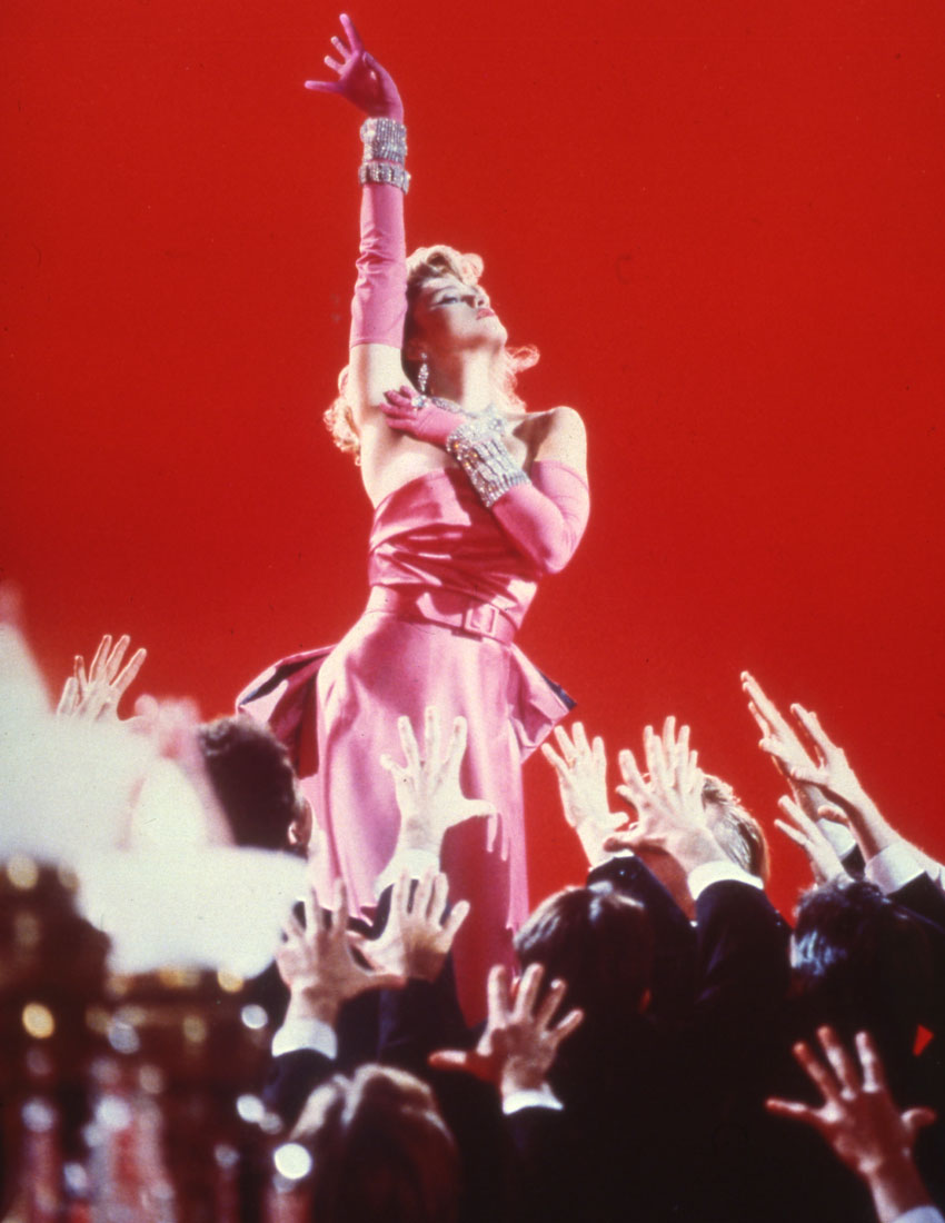 madonna iconic fashion looks material girl 850 x 1100