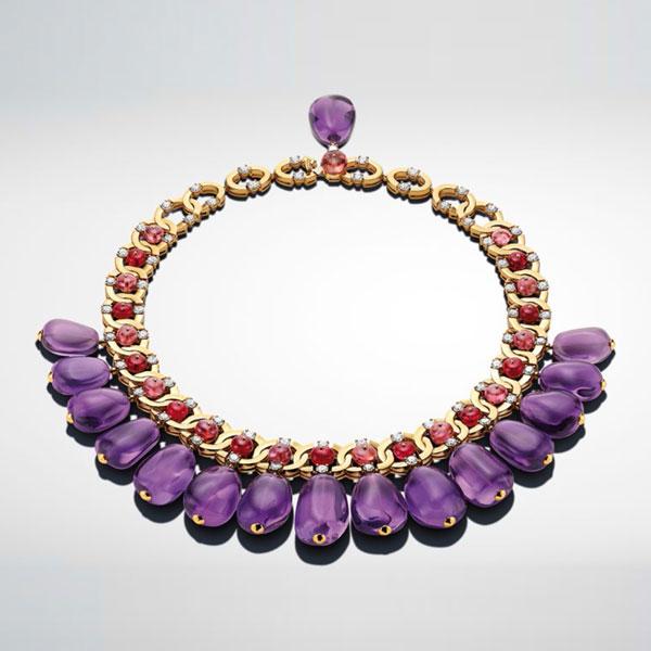 architecture design inspired jewellery art deco necklace 600 x 600