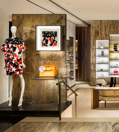 peter marino american architect designed fendi store on madison avenue new york city 500 x 445