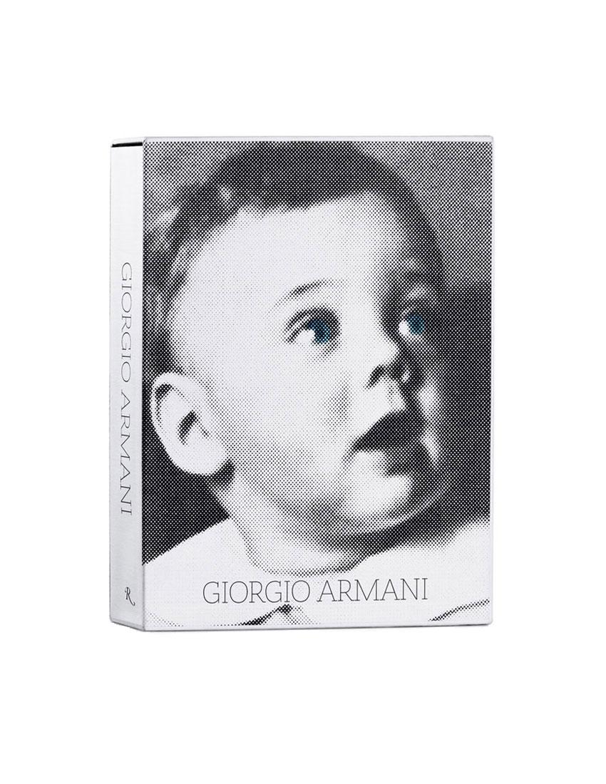 Giorgio Armani书籍-RIZZOLI
