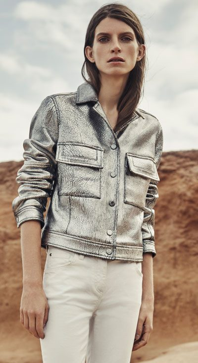 spring summer 2016 metallics fashion trend from belstaff 400 x 734