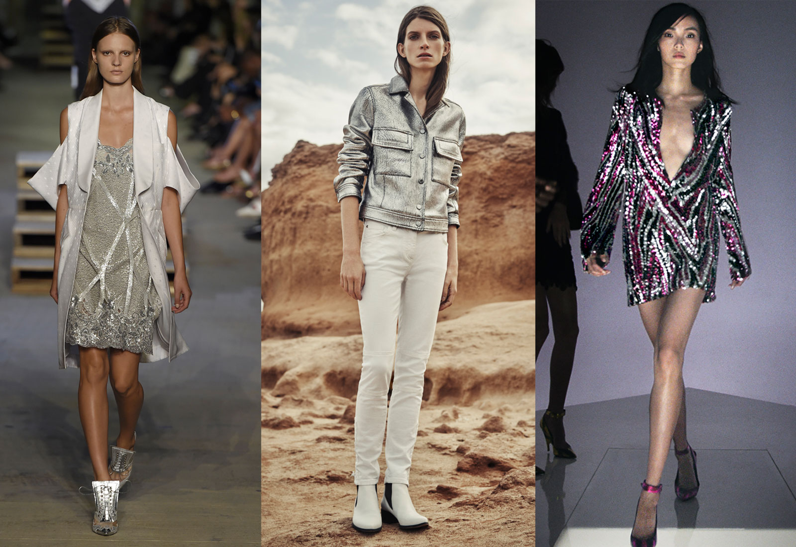 spring summer 2016 metallics fashion trend from givenchy belstaff and tom ford 1600 x 1100