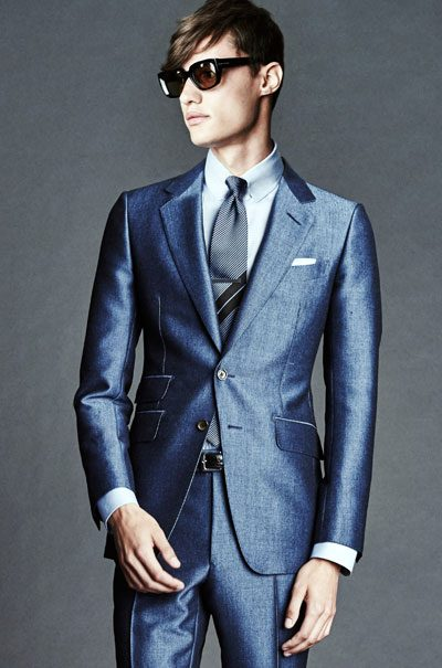 spring and summer men's fashion 2016 tom ford blue suit 400 x 605