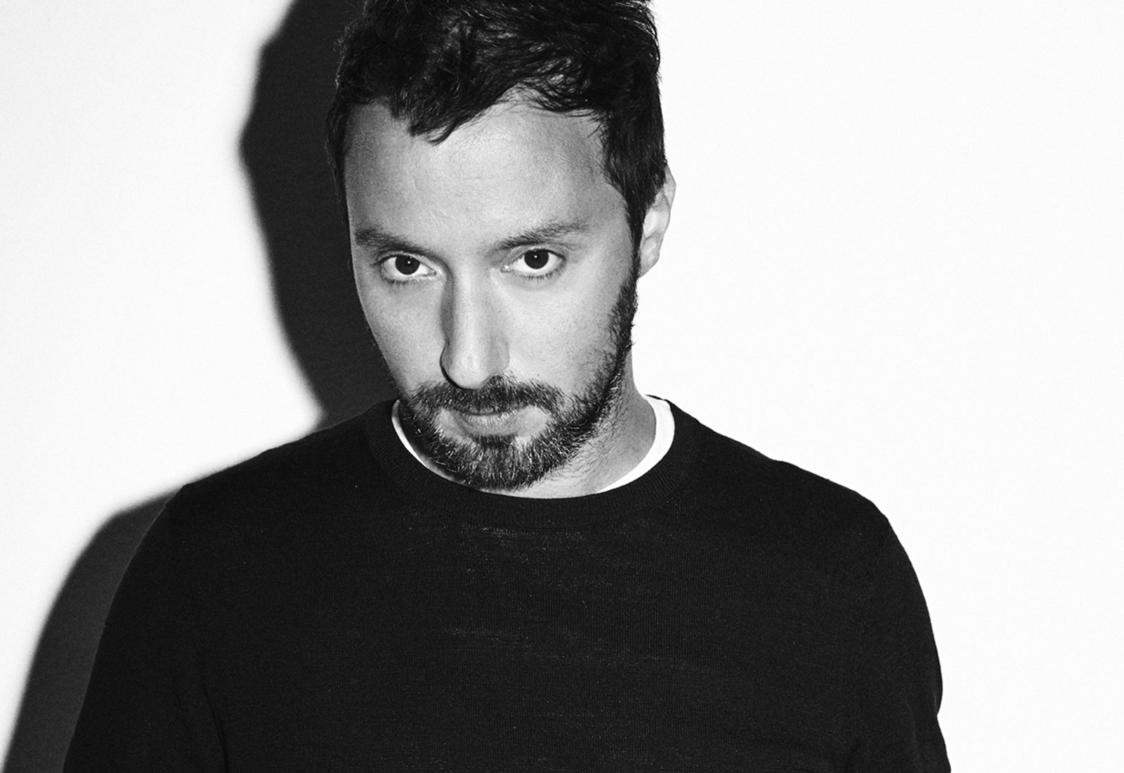 fashion designer anthony vaccarello for saint laurent new creative director 1600 x 1100