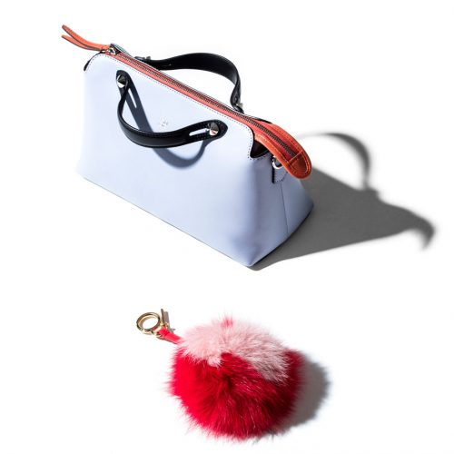 fendi blue boston bag and keychain shop the boulevard at studio city macau 994 x 910