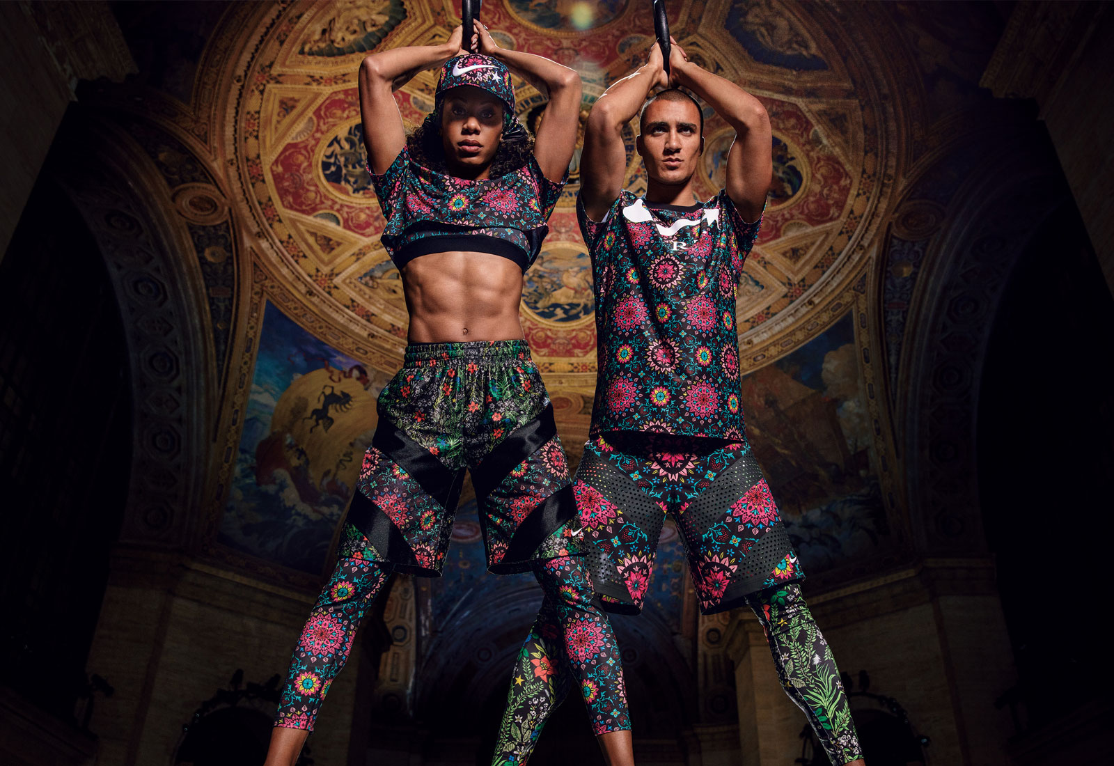 givenchy riccardo tisci nikelab collaboration sportswear collection 1600 x 1100