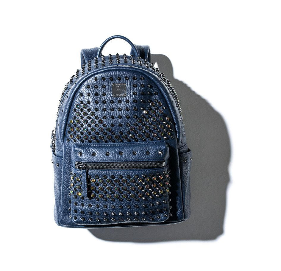 MCM Blue Stark Special Backpack shop the boulevard at studio city macau 994 x 910