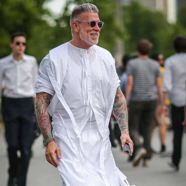 fashion influencer nick wooster men's fashion trends 600 x 600