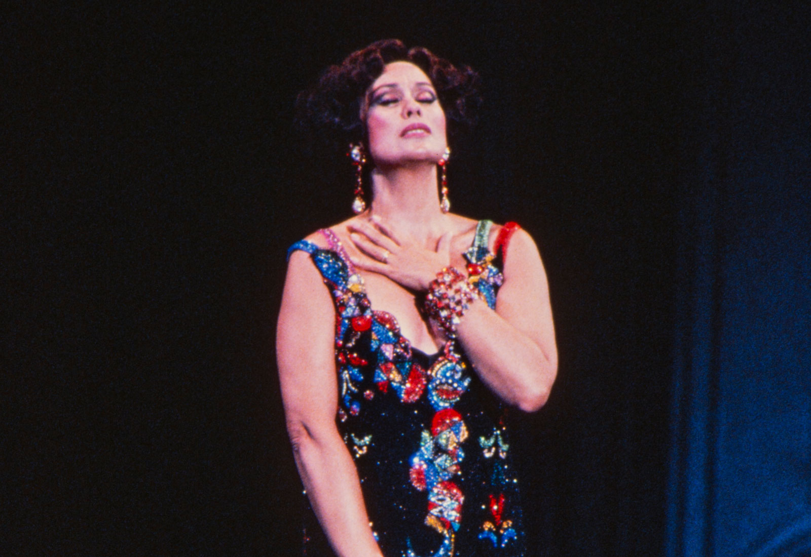capriccio by richard strauss countess madeleine played by kiri te kanawa costume by gianni versace 1990 1600 x 1100