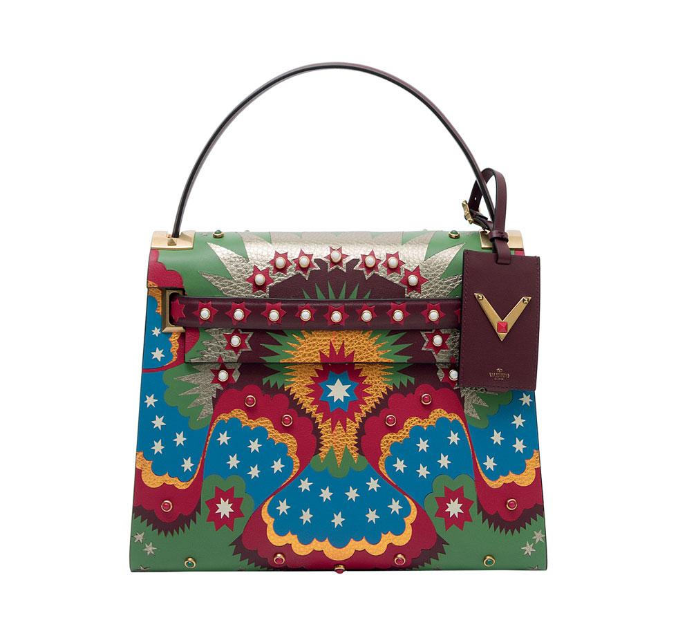 valentino garavani Enchanted Wonderland Rockstud Handbag