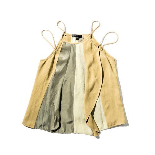safari outfit Belstaff Silk Cami Top 994 x 910