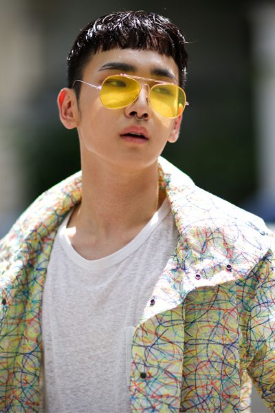 kim ki bum of shinee korean street fashion 400 x 600