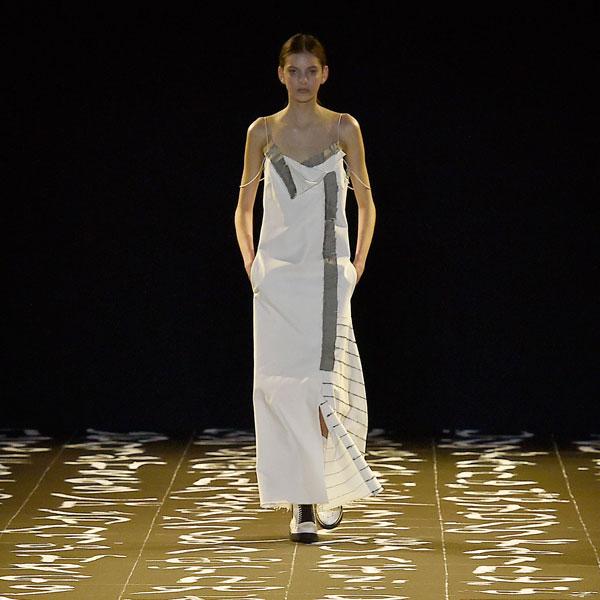 sustainable fashion featuring edun fashion show runway 600 x 600