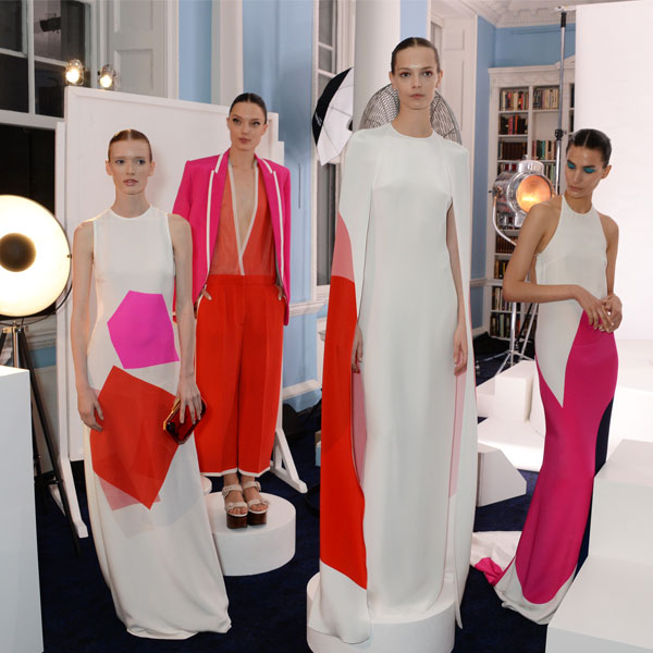 sustainable fashion featuring behind the scenes backstage of stella mccartney green carpet 600 x 600