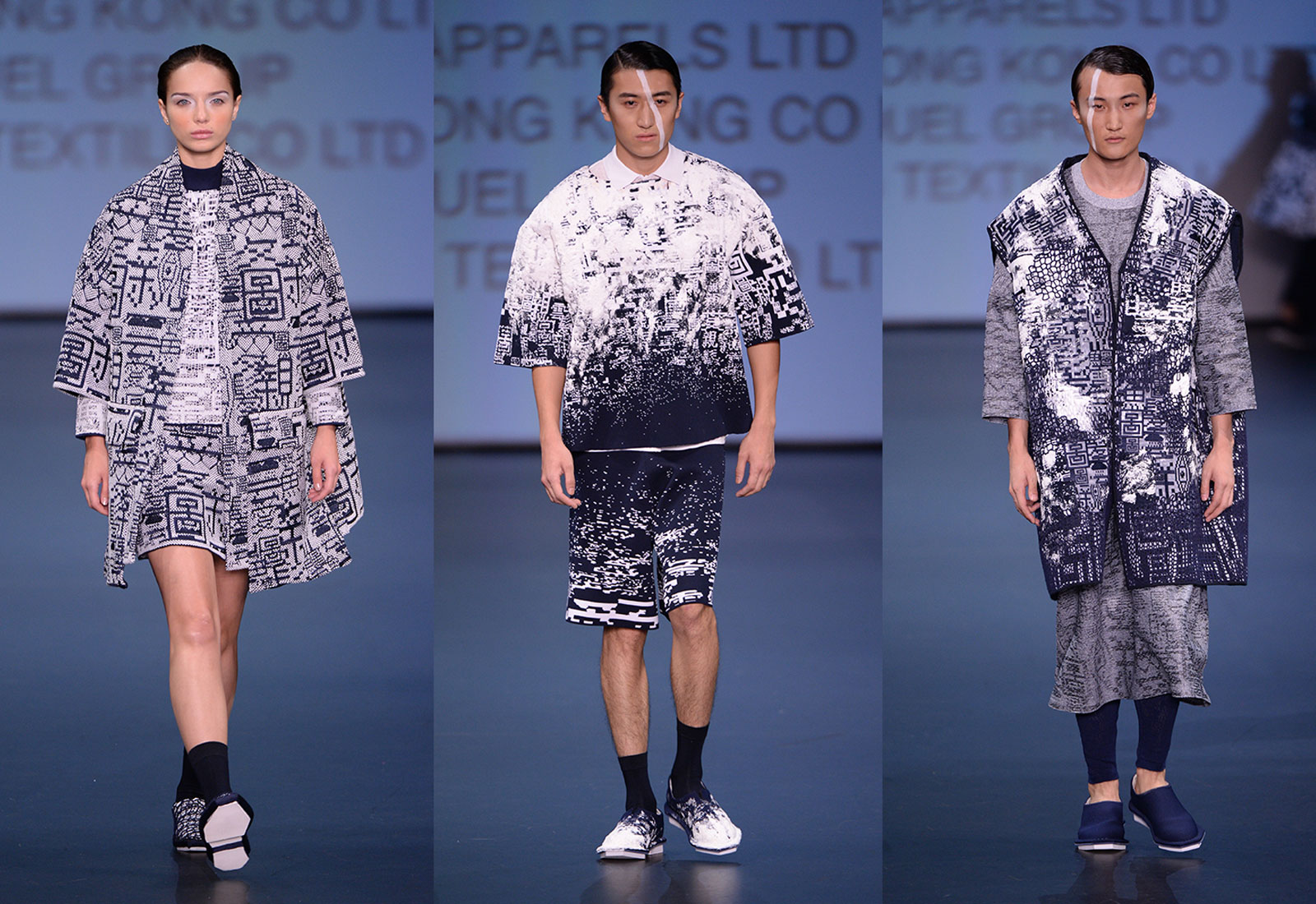 hong kong designers at 2016 fashion young designer's contest featuring arto wong hiu to word you see collection honourable mention 1600 x 1100