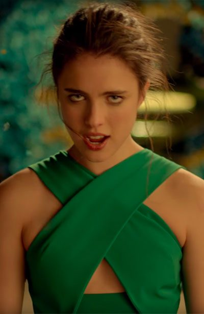 best fragrance commercials featuring kenzo world perfume directed by spike jonze starring margaret qualley 400x615