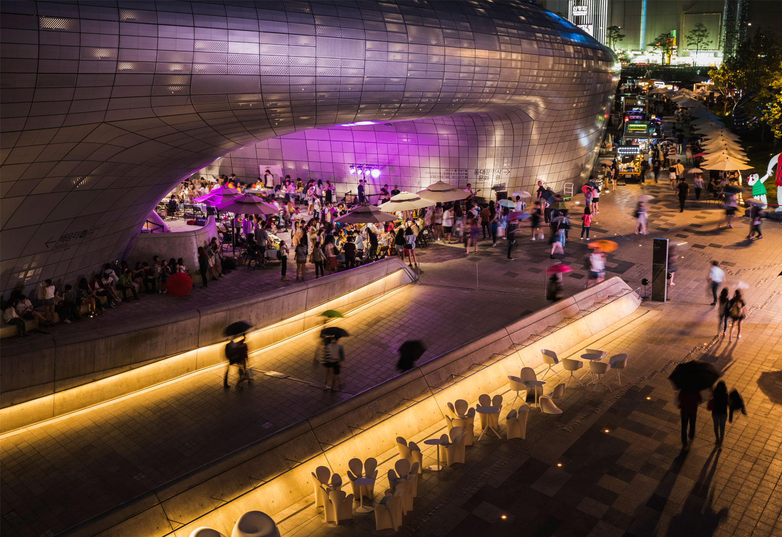 top 5 emerging fashion cities featuring seoul korea shopping mall