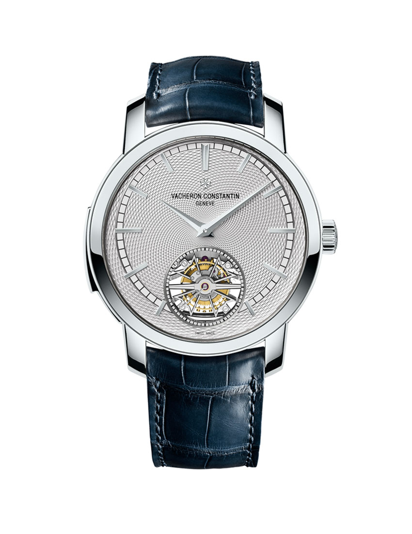 christmas gift guide to top 5 watches for men featuring vacheron constantin patrimony moon phase retrograde date 850x1100