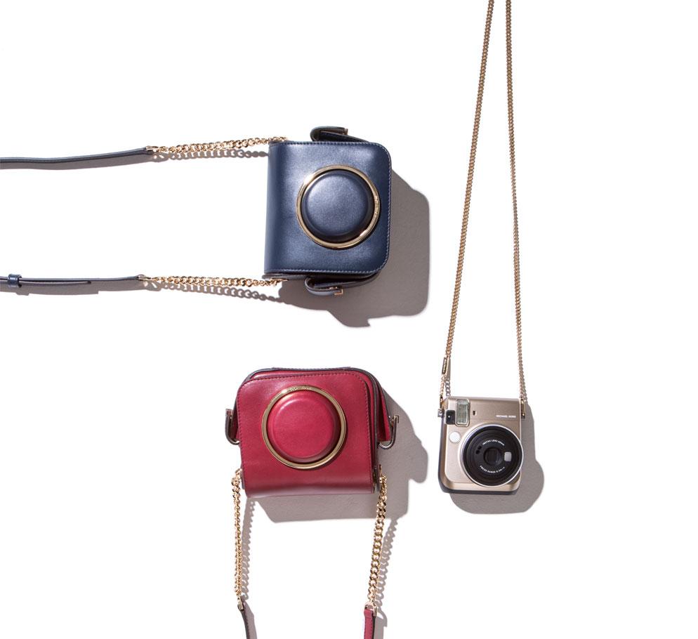 michael kors limited edition stylish camera bags