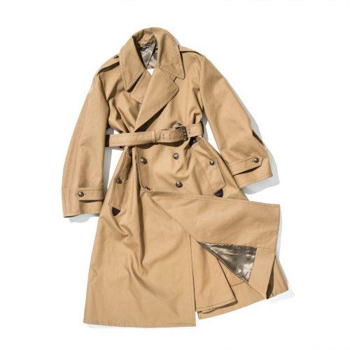 maison margiela trench coat women