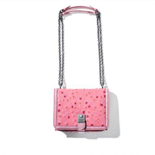 bottega veneta pink bag