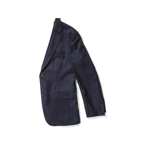 hugo boss blue blazer for men