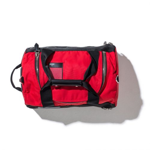 givenchy cordura backpack in red