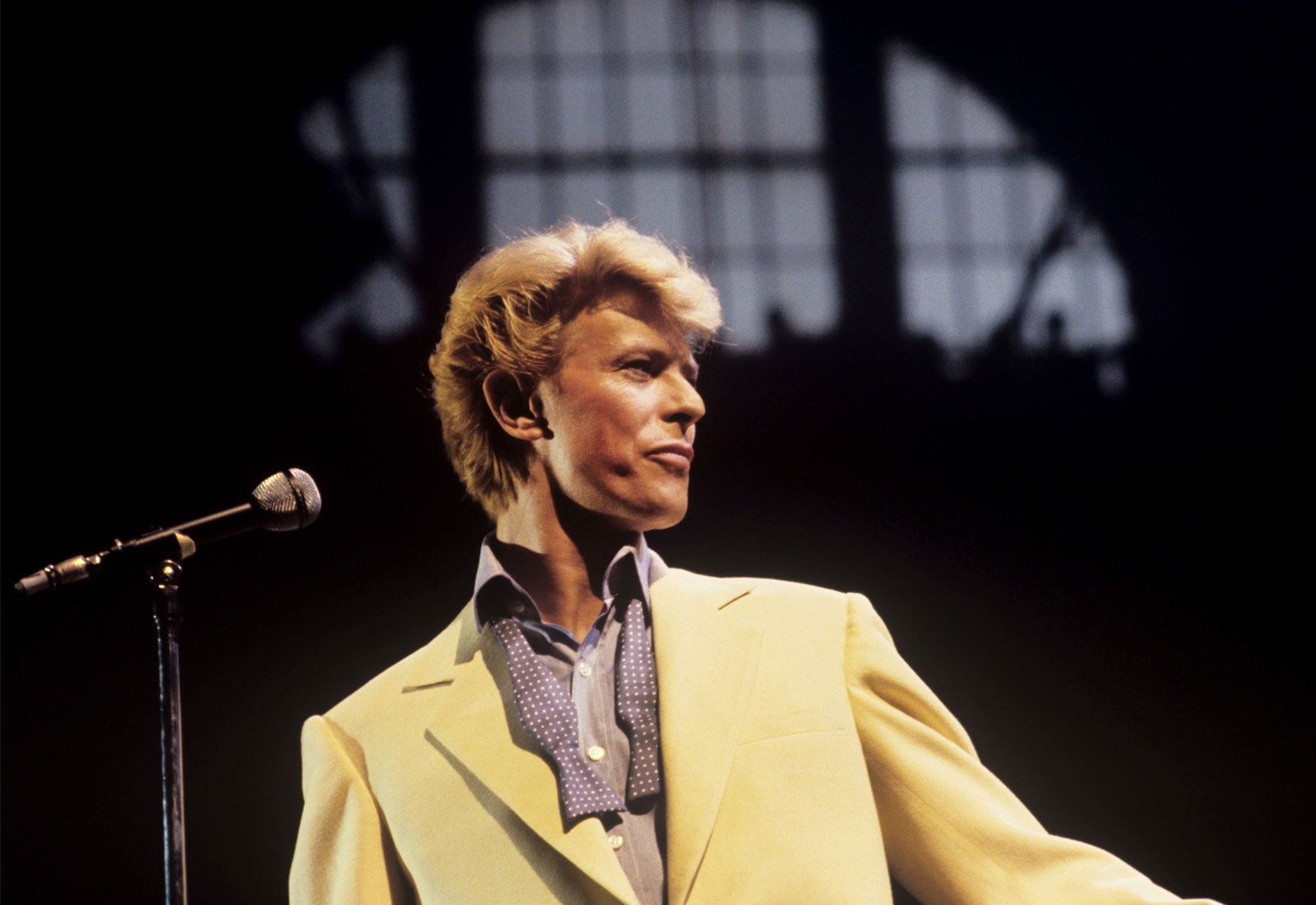 david bowie music legend