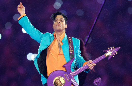 best and worst of fashion 2016 featuring prince performing purple rain