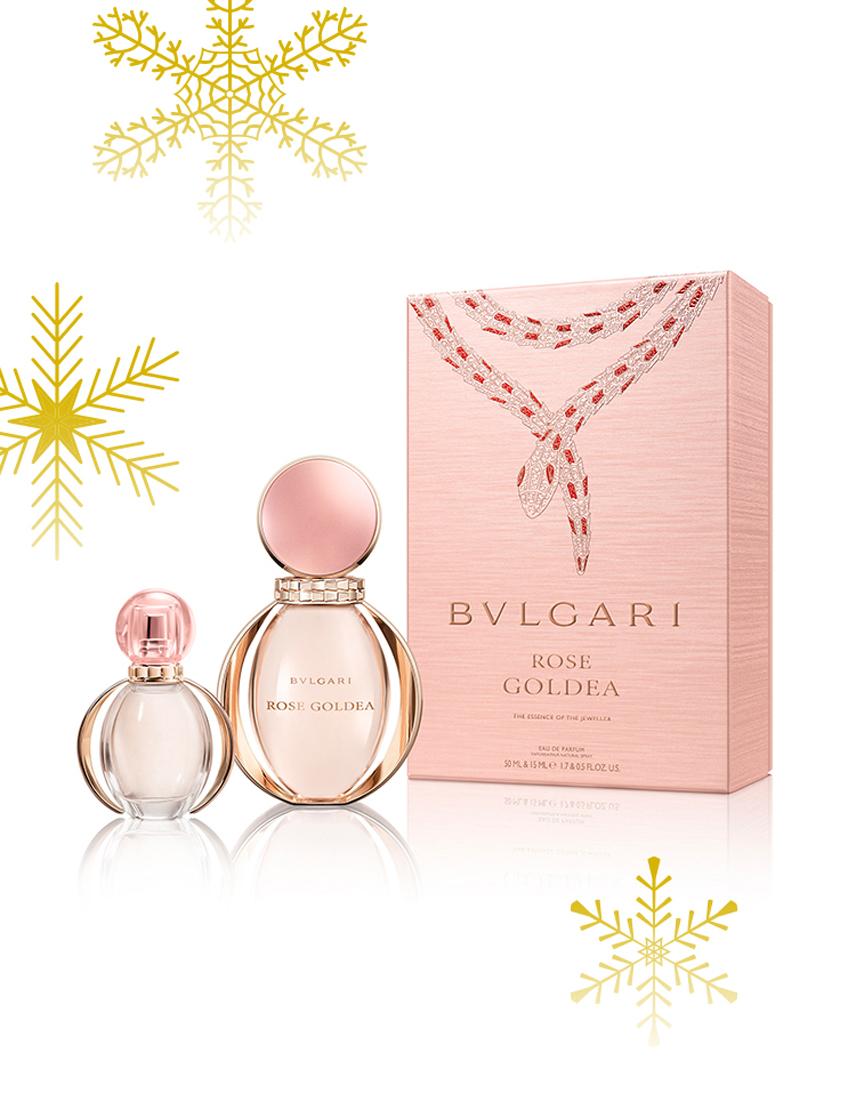 Bvlgari的Rose Goldea香氛