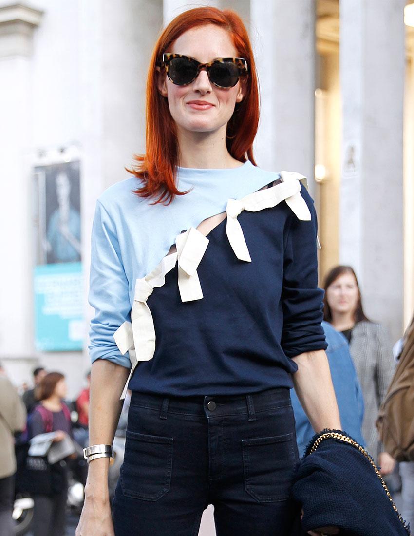 big sunglasses fashion trend