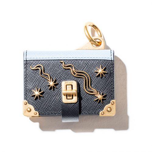 Precious Trinkets prada small booklet purse accessories