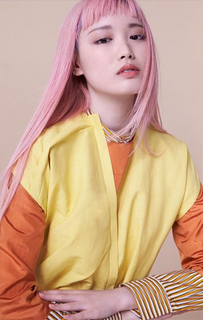 top female asian model fernanda ly
